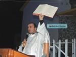 Pe. OSCAR Se Despede Dos Paroquianos Buritienses.