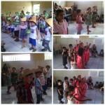 Apresentação Projetos Mês de Agosto CEIF Tia Lúcia