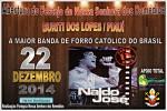 Cantor Naldo José Fará a Abertura dos Festejos de Nossa Senhora dos Remédios