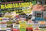 Tá Chegando o Dia! é Neste Sábado - 7º Passeio de Motoqueiros - Rasgatangga 2015
