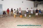 Escravos do Samba Recebem a Doação de Instrumento um Musical