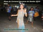 Musa do Carnaval dos Escravos do Samba, Nota 10! Kêke Modas