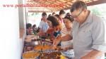 Elias Carvalho Ofereceu no Último Sábado 16 de Abril um Almoço  para Amigos e Familiares  em sua Residência no Assentamento Comprida Zona  Rural de Buriti dos Lopes