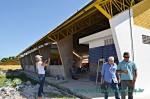 FNDE Realiza Vistoria na Quadras Esportivas Construídas pela Atual Gestão