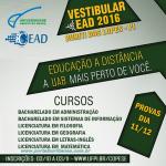 Vestibular EAD/UFPI 2016 - Buriti dos Lopes
