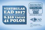 Prorrogadas as Inscrições para o Vestibular EaD/UFPI