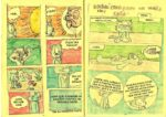 Buritiense de 12 Anos Lança Revista em Quadrinhos