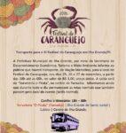 Festival do Caranguejo em Ilha Grande