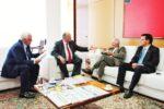 Reforma do Teatro Municipal de Esperantina (PI) é tema de reunião no MinC.