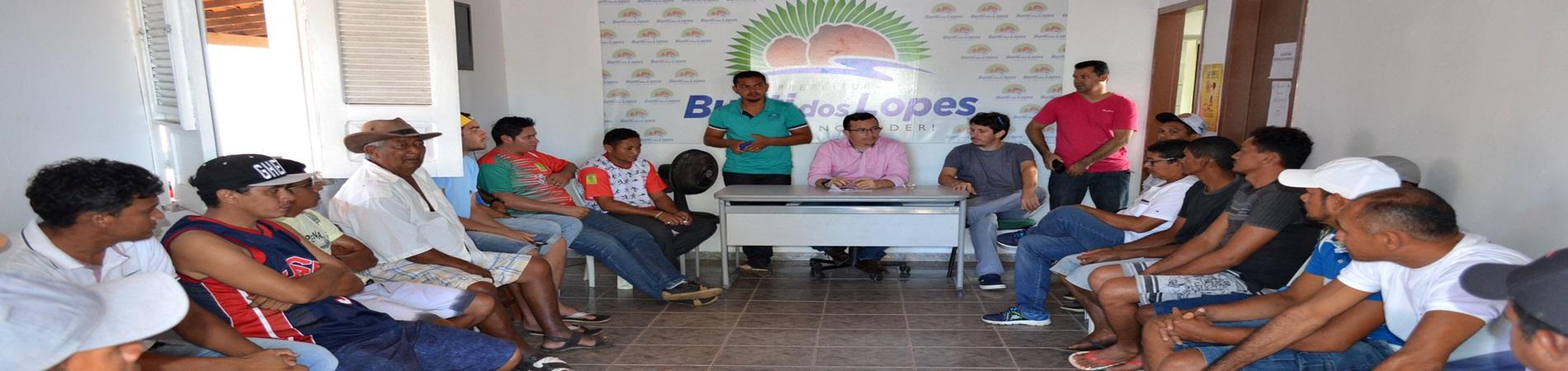 Reunião Define os Rumos do Campeonato Buritiense de Futebol de 2017