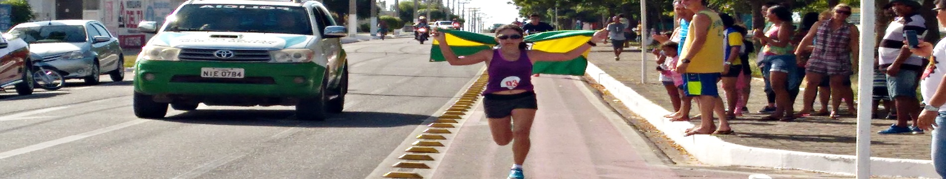 Ana Célia Brilha Novamente e Desta Vez em Companhia da Bandeira de Buriti dos Lopes