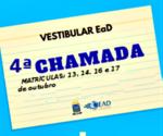 CEAD/UFPI Divulga 4ª Chamada Vestibular EaD