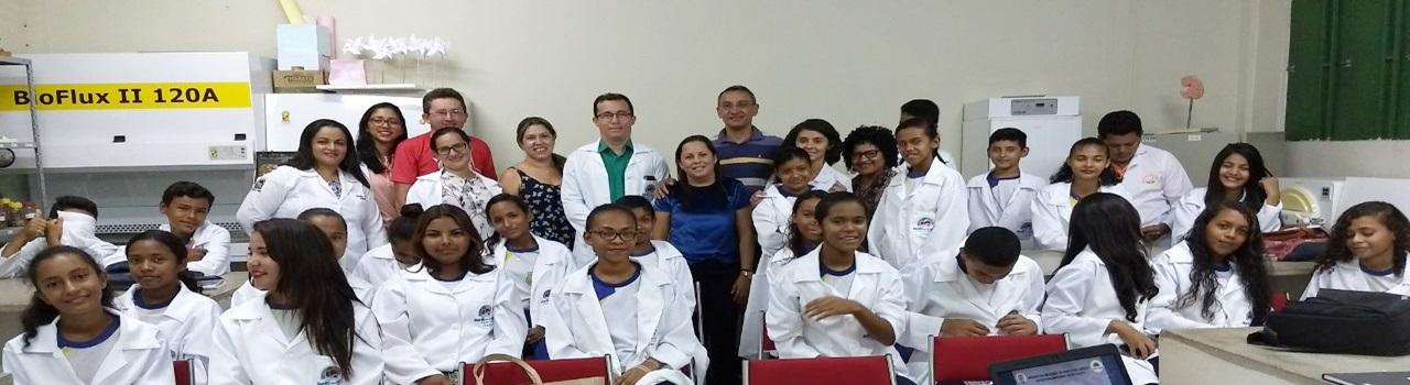 """Secretaria Municipal de Educação Lança o Programa """"Laboratório de Ciências para Todos"""""""