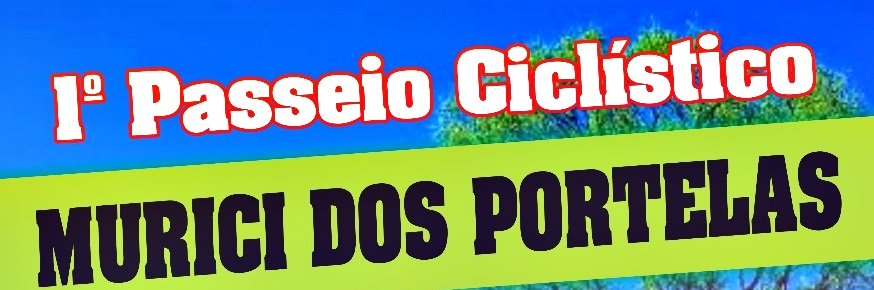 Murici dos Portelas Organiza seu Primeiro Passeio Ciclístico